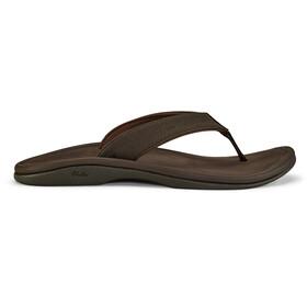 OluKai Nui Sandaler Herrer brun